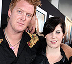 Queens Of The Stone Age's Josh Homme's Wife 'Up The Duff'