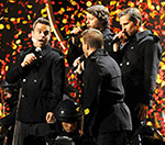 Take That Open The BRIT Awards 2011 In Style