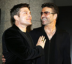George Michael And Kenny Goss 'Split'