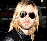 Jared Leto Dresses As Kurt Cobain In Nirvana Tribute Video