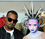 Katy Perry, Kanye West Perform 'ET' On American Idol